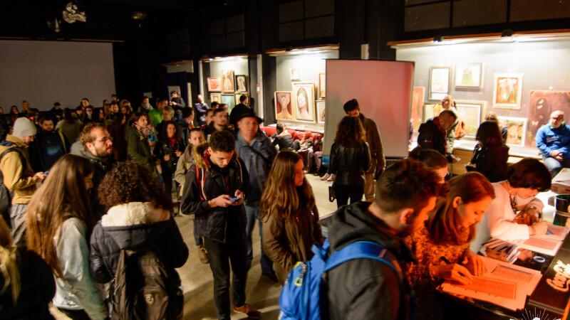 Peste 1.100 de pasionati de fotografie au pus arta fotografica in miscare in acest weekend la Cluj-Napoca