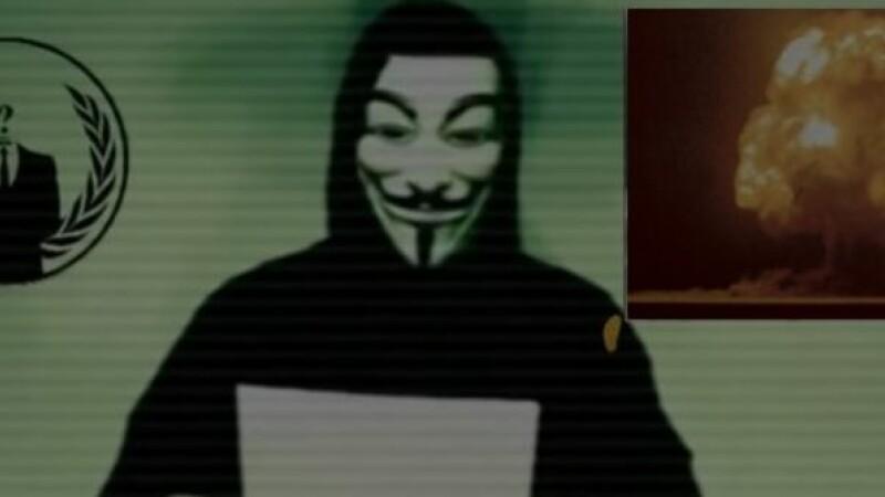 Dezvaluirea facuta de hackerii de la Anonymous: