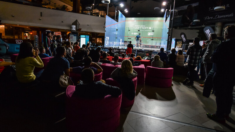 A patra editie a Romaian Open Squash aduce in Romania jucatori de talie mondiala