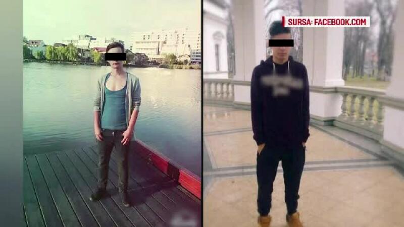 Cei doi tineri care au batut un baiat in Cluj