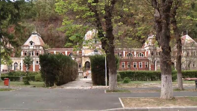 Cum vor studenții de la Arhitectură să salveze Băile Herculane