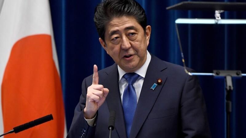 Japonia îl susține pe Trump cu privire la Coreea de Nord: