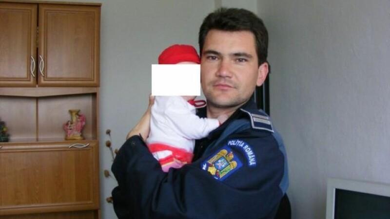 Agentul principal de poliție Bogdan Gheorghe Grigoraș