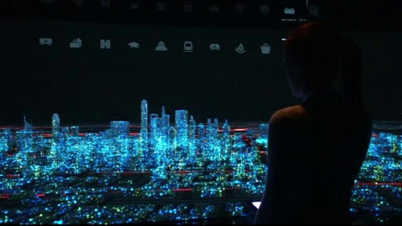 Târg de tehnologie, Dubai