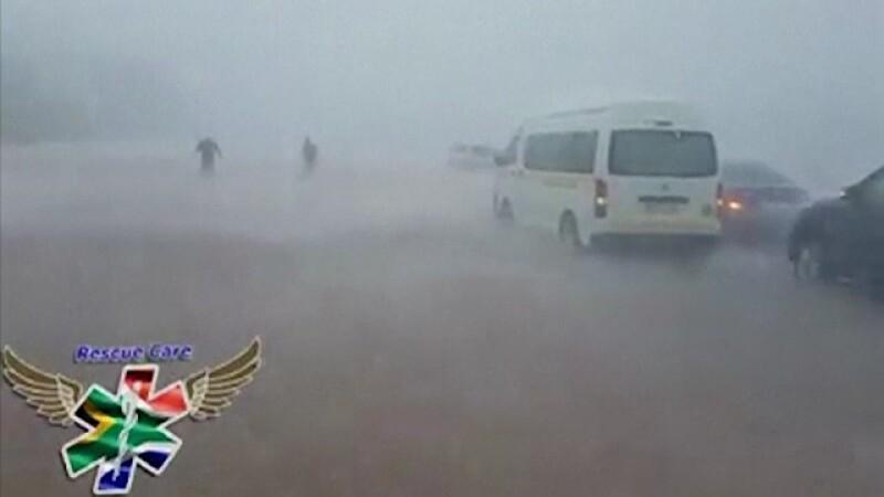 Furtuna in Africa de Sud