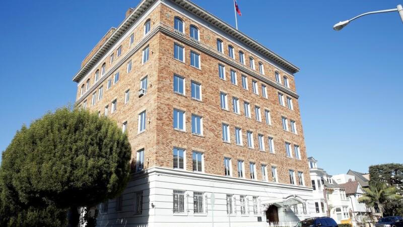 Consulatul Rusiei la San Francisco