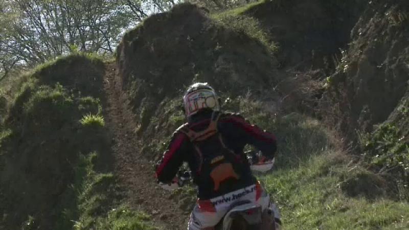 motocicletă munte