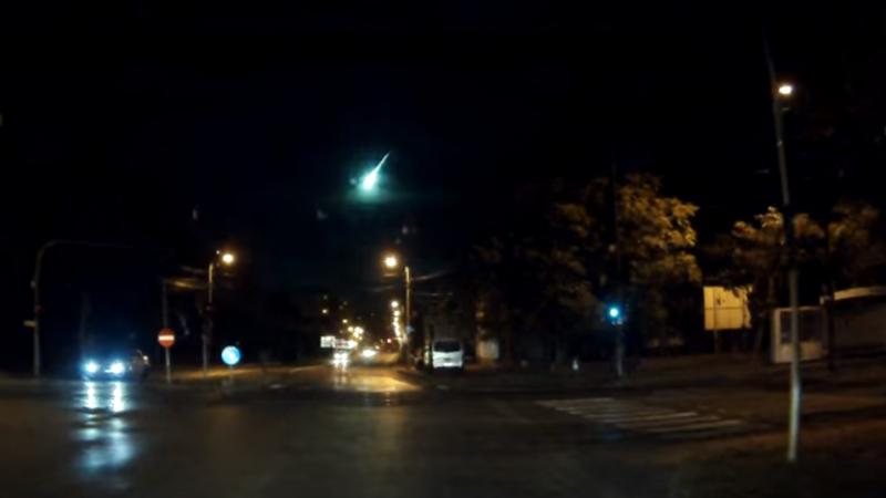 Apariţie luminoasă stranie pe cer, în Timişoara. Ce spun astronomii. VIDEO