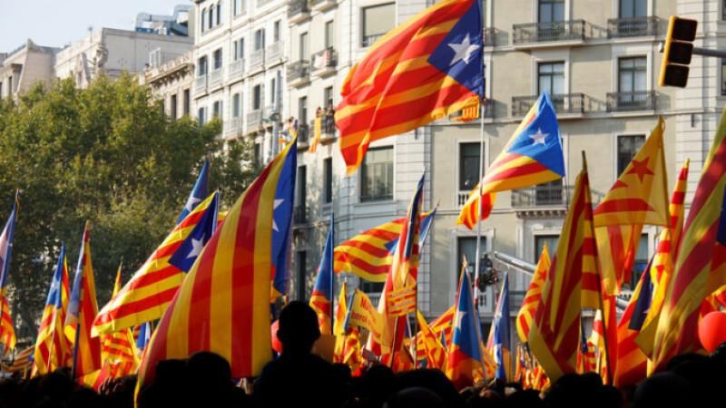 Catalonia riscă să-și piardă autonomia