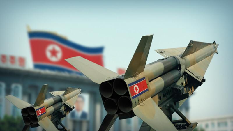 rachete Coreea de Nord