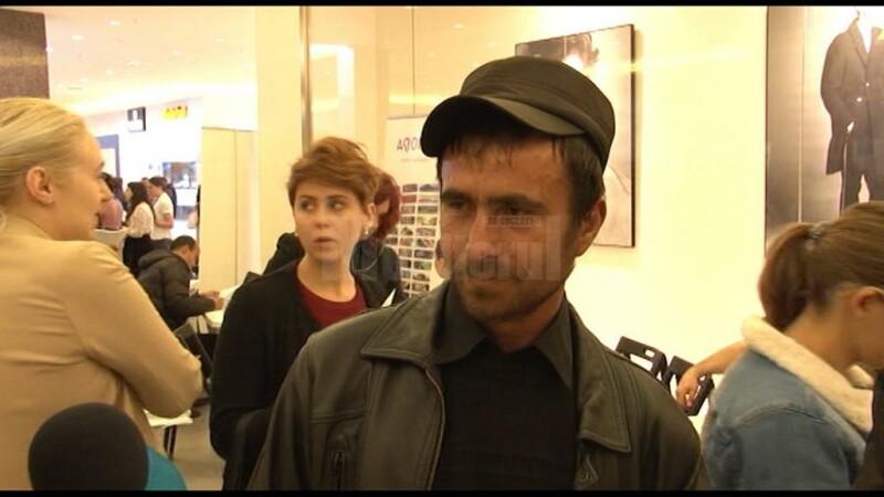 Târg de joburi la Suceava. Un bărbat care a lucrat doar la cules de mere până la 35 de ani vrea minim 1.500 de lei net