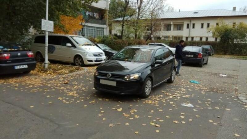 mașină Iași