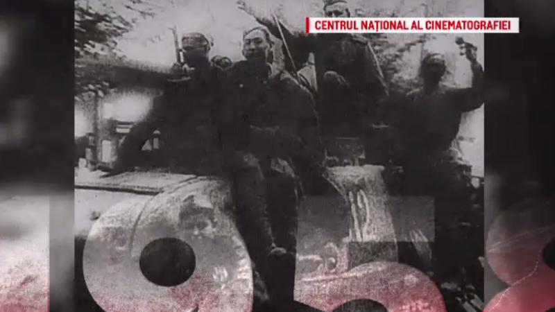 """""""100 de ani în 100 de zile"""". 1958: Uniunea Sovietică îşi retrage trupele din România"""