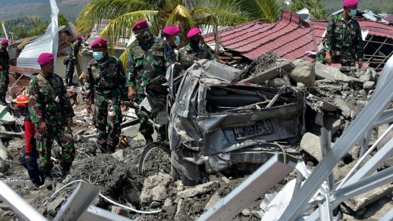 Descoperire înfiorătoare într-o biserică devastată de cutremurul din Indonezia