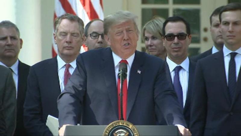 """Donald Trump: """"Nu am băut niciodată o bere în viaţa mea"""