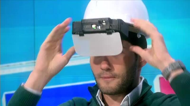 iLikeIT. Un start-up românesc a inventat casca inteligentă pentru munca pe șantier