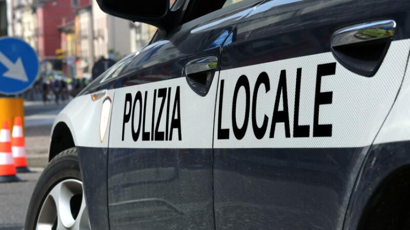 poliţie Italia
