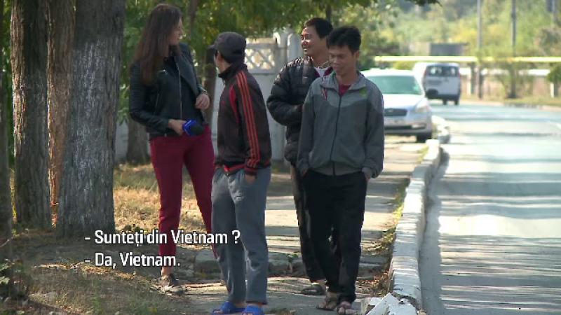 Vietnamez venit la muncă în România, ucis de un coleg. De la ce a izbucnit cearta