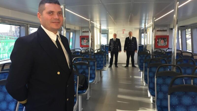 Primul oraș din România care dispune de transport în comun cu vaporaşe