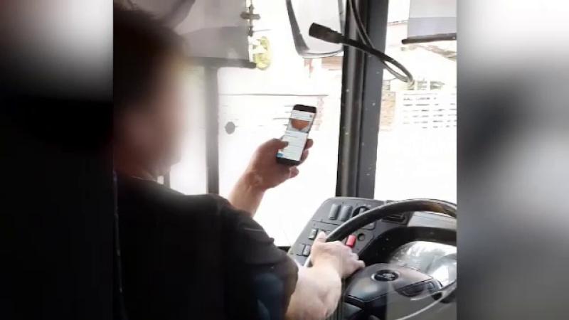 sofer autobuz