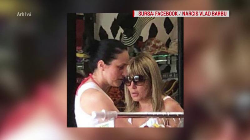 Elena Udrea și Alina Bica