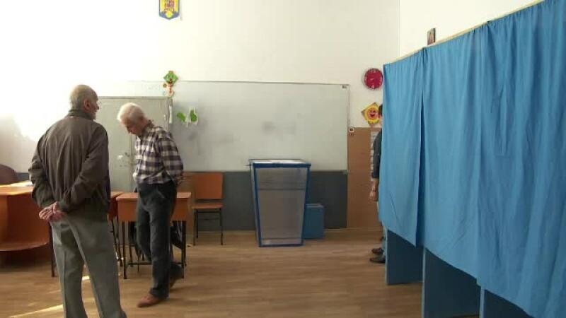 referendum, sectii votare