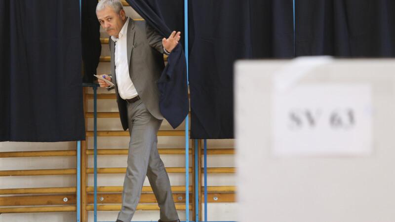 Liviu Dragnea la referendumul pentru familie 2018