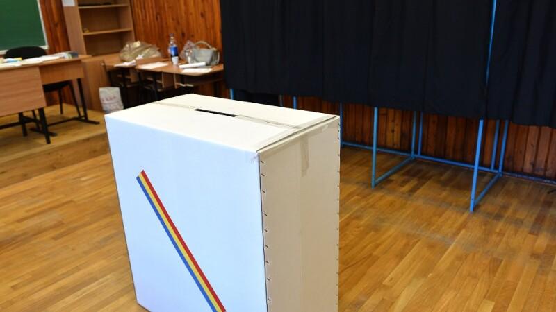 Referendumul pentru familie 2018. Prezență 100% la ora 10 în mai multe secții de votare