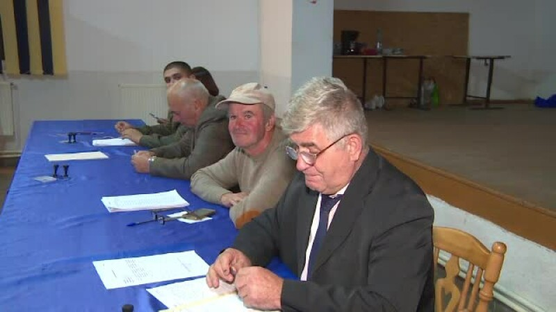referendum pentru familie 2018, sectie de votare gorj