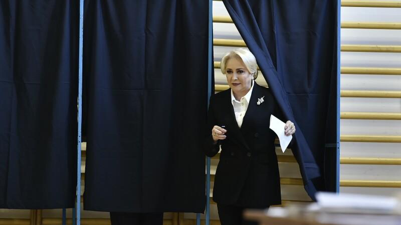 Ședință de Guvern luni la Palatul Victoria, pentru a da OUG pentru Legile Justiției, anunță Meleșcanu