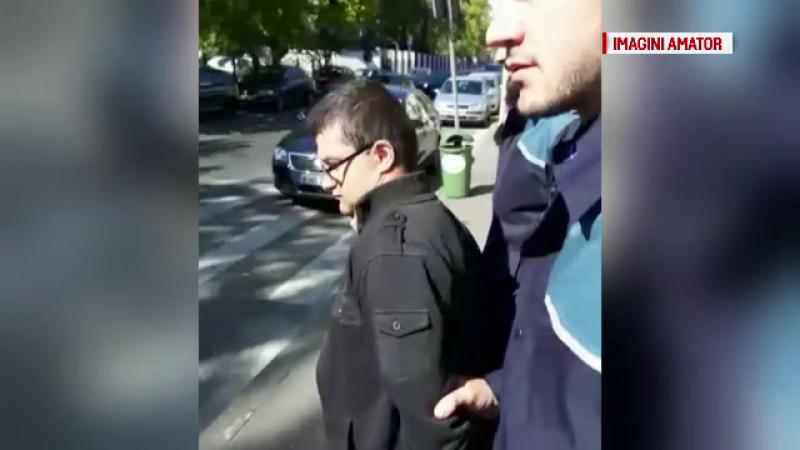 Agresor arestat in Capitala