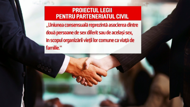 parteneriat civil