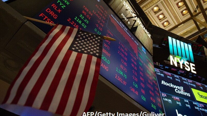 Bursa de la New York, Wall Street - AFP/Gety
