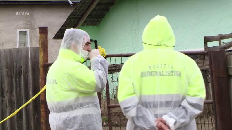 Descoperire sinistră după moartea unei femei din Giurgiu. Anchetatorii au exhumat cadavrul