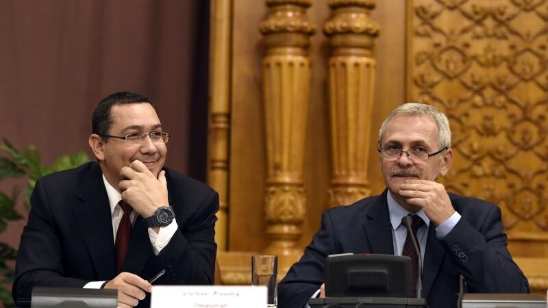 Ponta a anunţat că emigrează dacă Dragnea iese preşedinte. În ce ţară s-ar duce