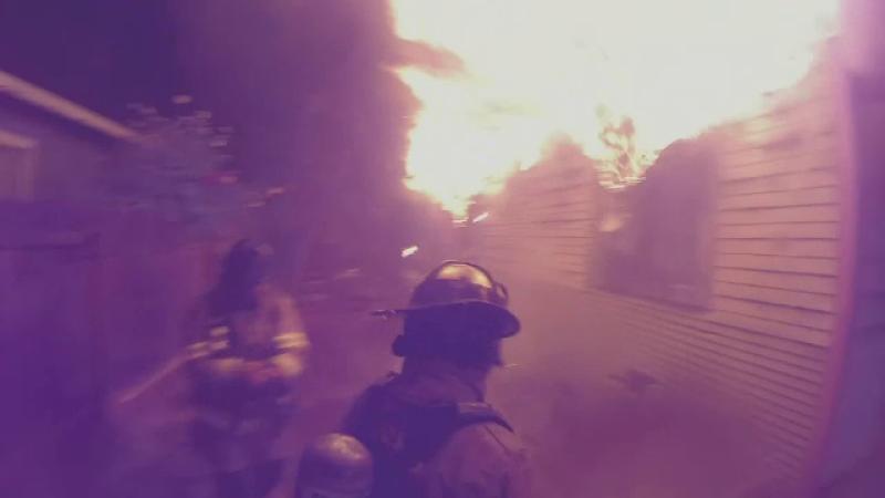 pompieri california