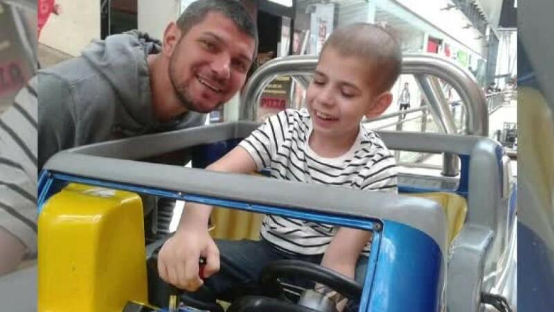 La 2 ani a suferit prima operatie pe creier, iar apoi si-a petrecut copilaria prin spitale. Povestea lui Denis Pascovici