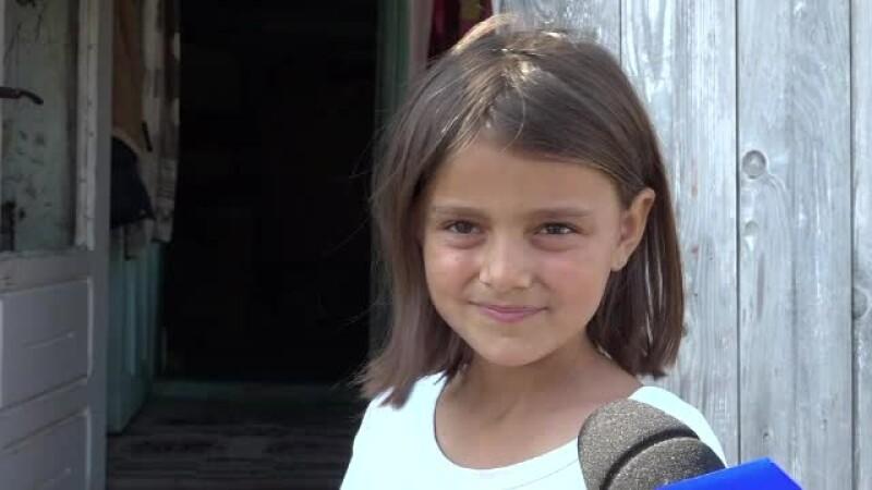 Un nou ajutor pentru fetița din Vaslui. Casa familiei va fi renovată din donații. Cum puteți ajuta