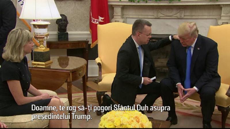 Donald Trump, pastor
