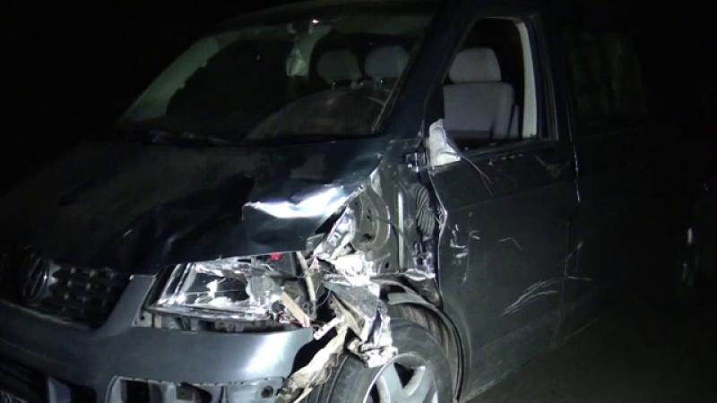 Accident in Moldova