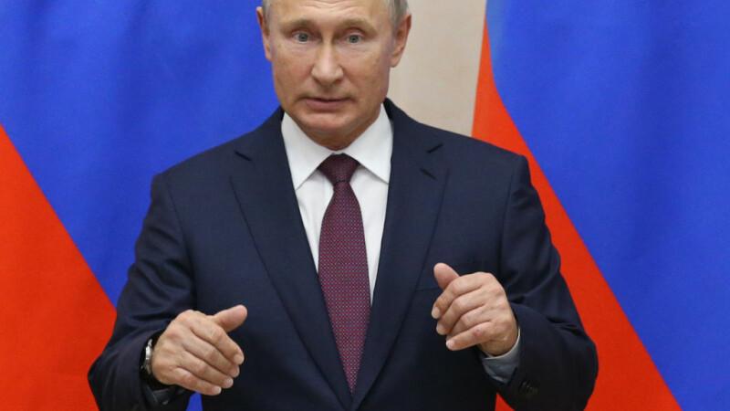 """Putin, despre ce ar urma în cazul unui atac nuclear asupra Rusiei. """"Noi vom merge în Rai"""""""