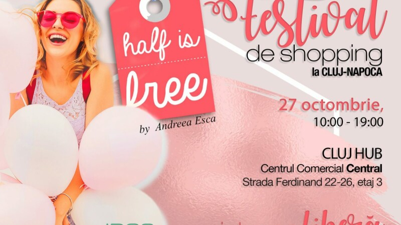 Half Is Free revine la Cluj