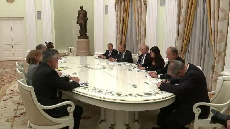 John Bolton Putin