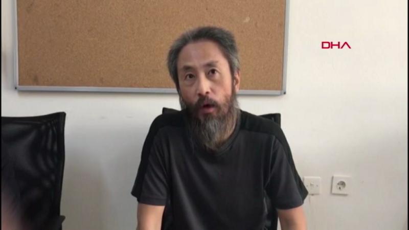 Jumpei Yasuda - jurnalist eliberat din Siria