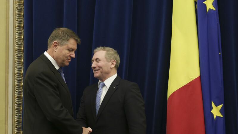 """Iohannis, despre încercarea lui Tudorel de a-l revoca pe Lazăr: """"Este pe lângă lege"""""""