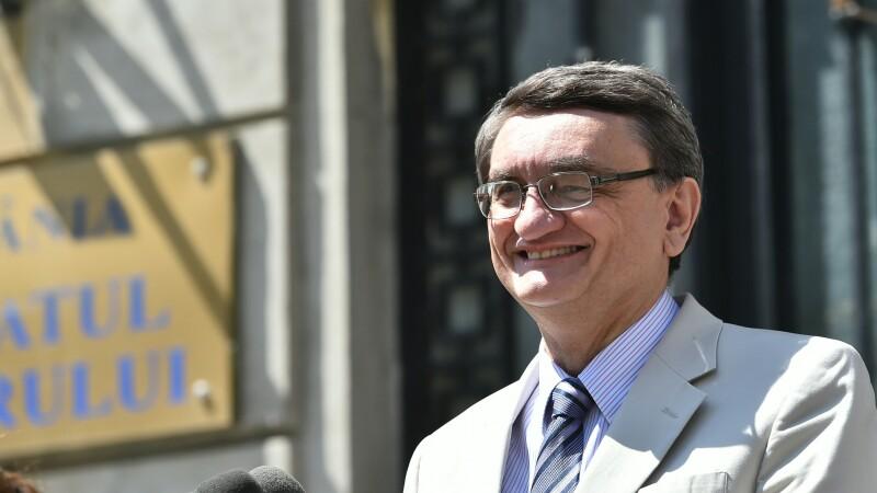"""Ciorbea: """"Avem, har Domnului, destule persoane cu dizabilități în România"""""""