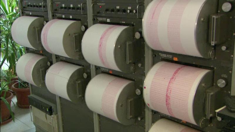 Nou cutremur în județul Vrancea. S-a produs la 70 de kilometri adâncime