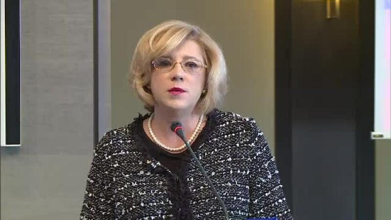 """Corina Crețu: """"Rămân cu gustul amar că Guvernul a ignorat şansele oferite de banii europeni"""""""