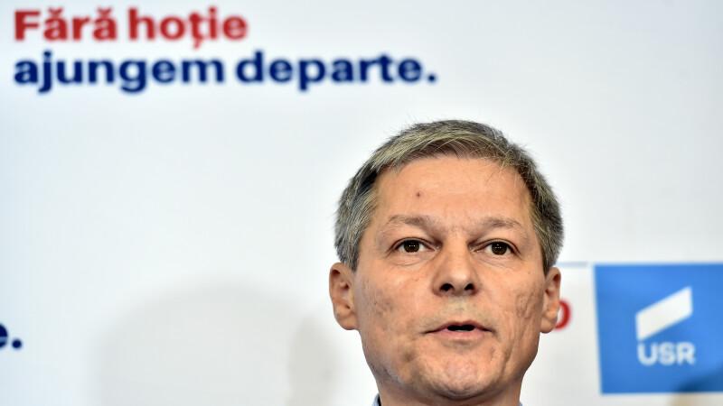 """Dacian Cioloș: """"Ne asumăm să conducem această ţară de mâine dacă e nevoie"""""""