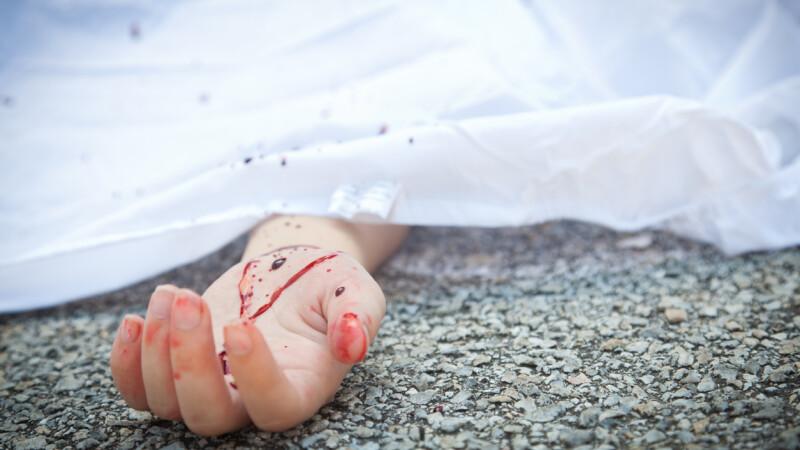 fetiță ucisă